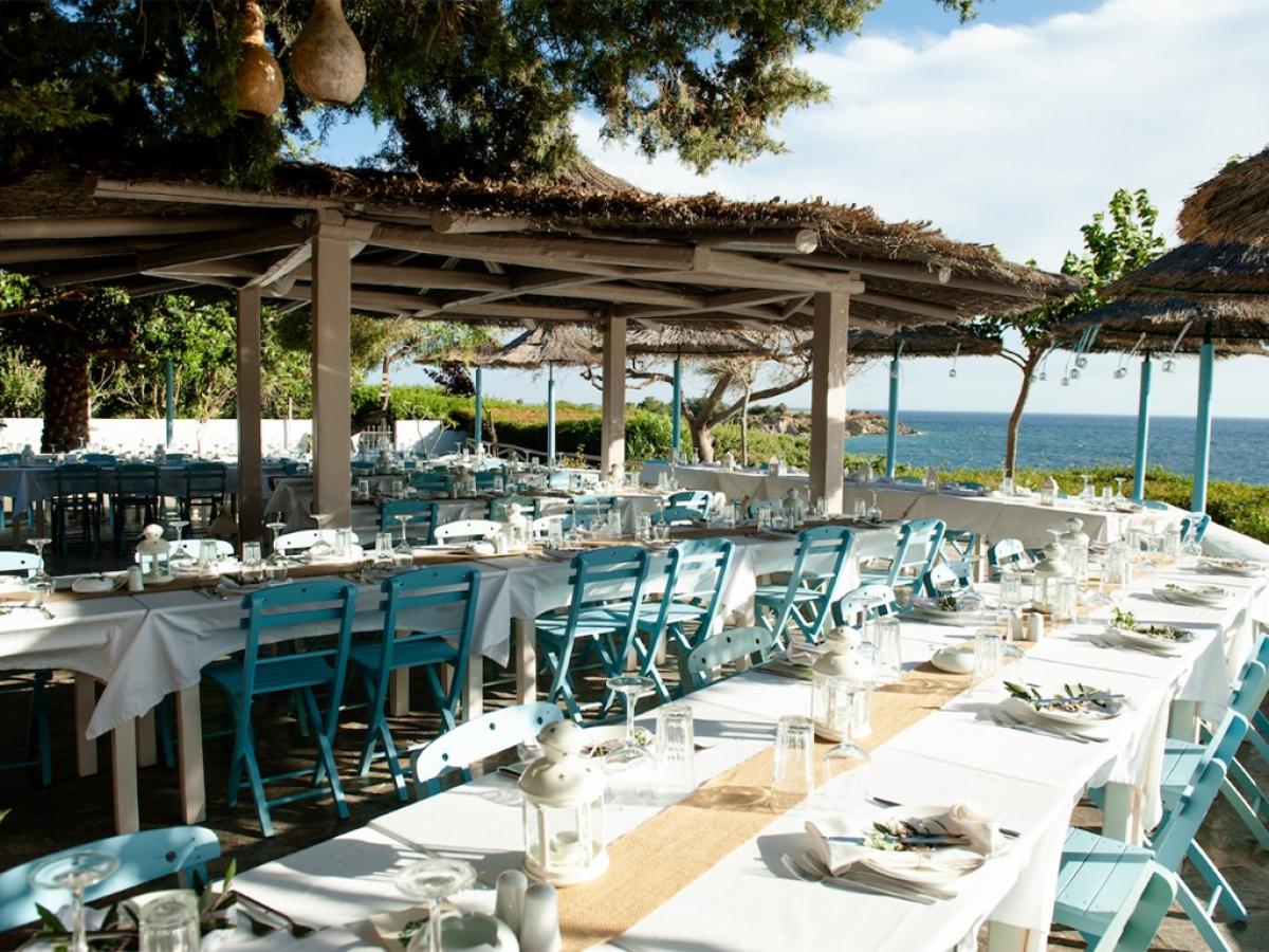 Philosophia Beach Restaurant