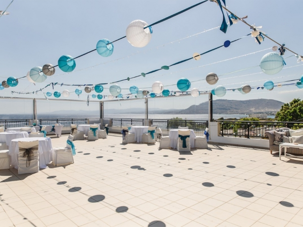 Thea Rooftop Terrace