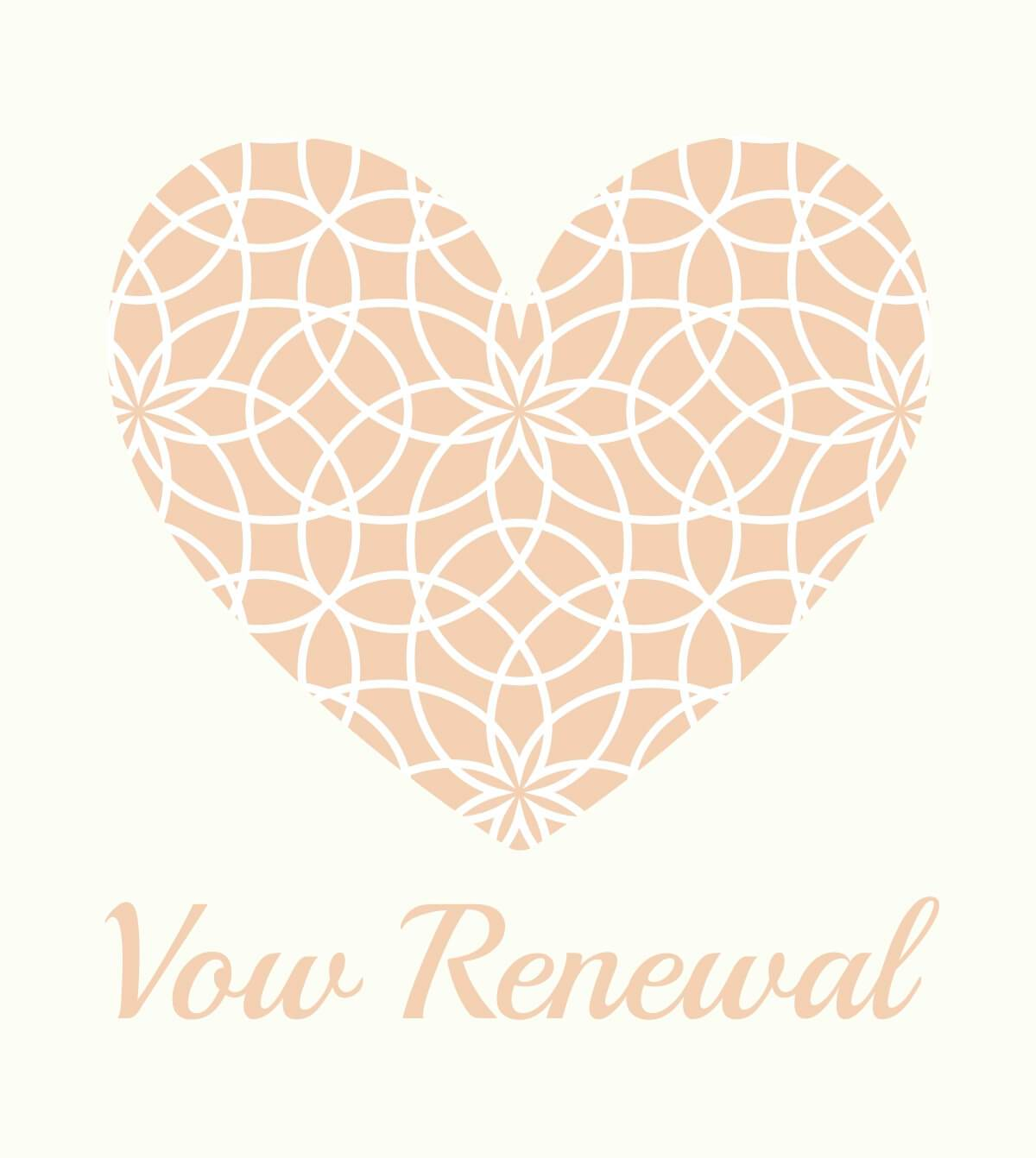 Vow Renewal Package